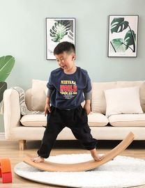 Wooden Balance Board Toy
