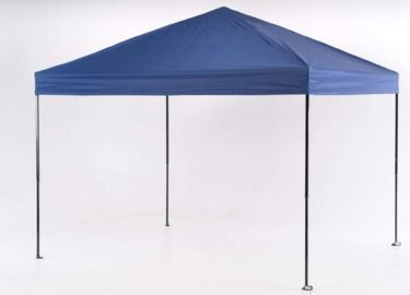 Crown Shade 10-Foot One Touch Polyester Canopy