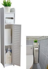 Aojezor Small Bathroom Corner Cabinet