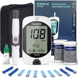 Blood Glucose Monitor Kit