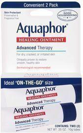 2pk of Aquaphor Healing Ointment