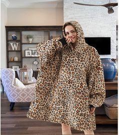 Unisex Blanket Hoodie