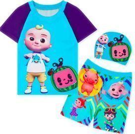2 Pieces Toddler Swimwear