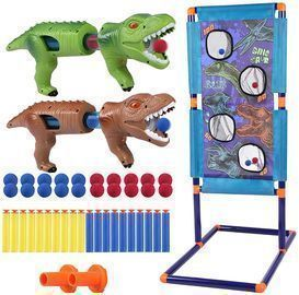 Dinosaur Shooting Games