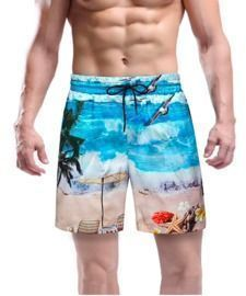 Quick-Drying Swim Summer Trunks - Many Options