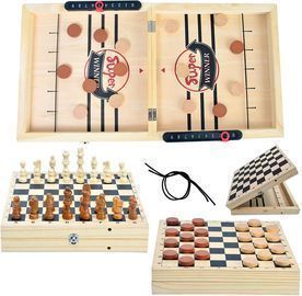 3-IN-1 Board game