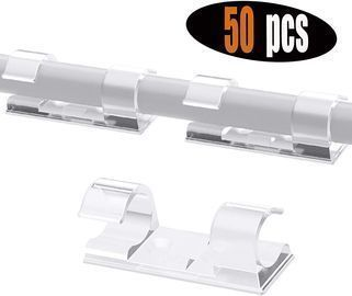 50pcs Cable Clips