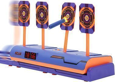 Nerf Gun Moving Shooting Target Toy
