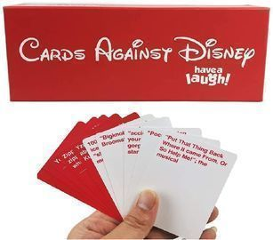 Cards Against Disney Game