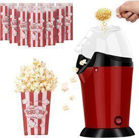 Electric HotAir Popcorn Popper