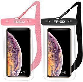 Waterproof Case 2 Pack for iPhone