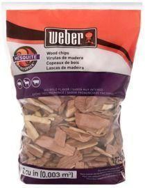 Weber Wood Chips 2-lb. Bag