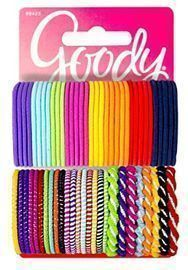 Goody Girls Ouchless Hair Elastics, 60pc