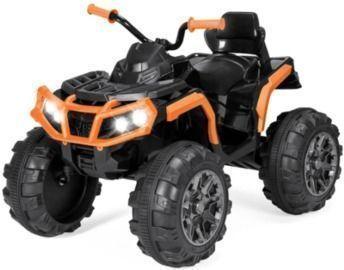 12V Kids 4-Wheeler Quad ATV Ride-On Car