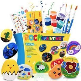 Rocks Painting Kit for Kids