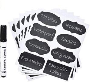 Chalkboard Labels - 200PCs