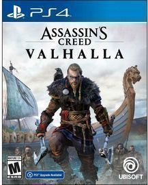 Assassin's Creed Valhalla (PS4, Like New)
