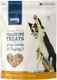 Wag Training Treats for Dogs