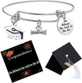 Graduation Bracelets