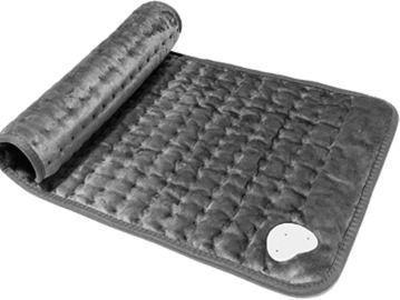 Electric Heat pad with Auto Shut Off & Machine Washable