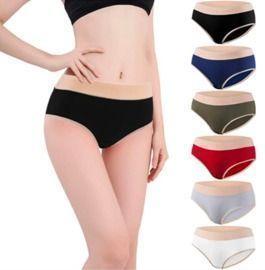 Cotton Underwear Briefs