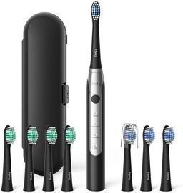 Electric Toothbrush with 8 Brush Heads