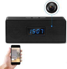 Hidden Camera Clock Spy Camera