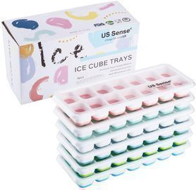 6 Pack Ice Cube Trays