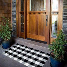 Buffalo Checkered Area Rug
