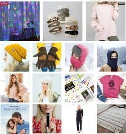 Jane's Clearance Closet: CC Authentic Slouch Beanies