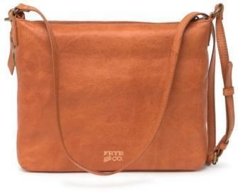 Frye Odessa Leather Crossbody Bag