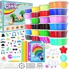 Magic Modeling Clay Kit - 24 Colors