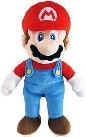 Little Buddy 9.5 Super Mario All-Stars Collection Mario Plush