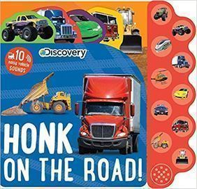 Discovery: Honk on the Road! Sound Book