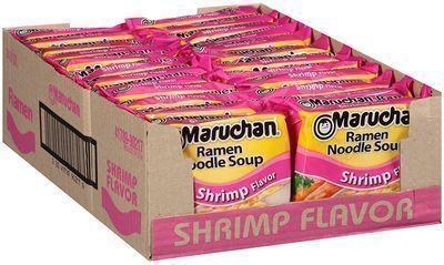 24ct Maruchan Ramen Shrimp