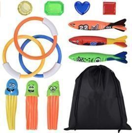 Pool Diving Toys