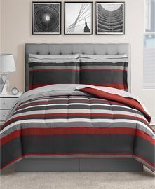 Fairfield Square Collection Austin Reversible 8pc Comforter Set