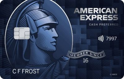 Blue Cash Preferred® Card from American Express | Earn a $300 Statement Credit