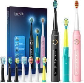 Electric Toothbrush Family Kit