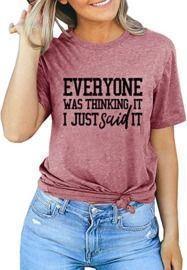 Women's Funny T-Shirt