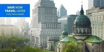 Montreal 4-Star Stays through December, 40% Off
