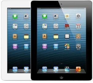Refurb 4th-Gen. Apple iPad 9.7 16GB Tablet