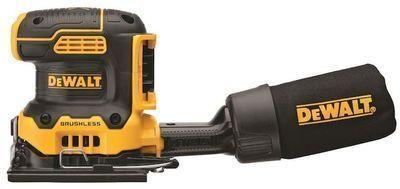 DeWALT XR 20-V Brushless Cordless Sheet Sander + Free Saw