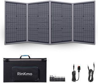 Rinkmo 100W Portable Solar Panels