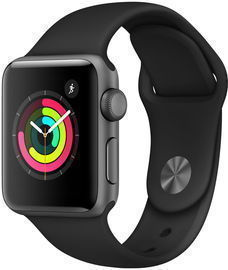 Apple Watch Series 3 GPS 38mm Aluminum Smartwatch