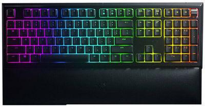 Razer Ornata V2 Wired Gaming Mecha Keyboard (Certified Refurb)