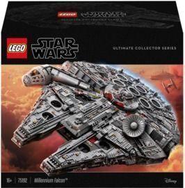 Lego Star Wars Millennium Falcon Collector Series Set