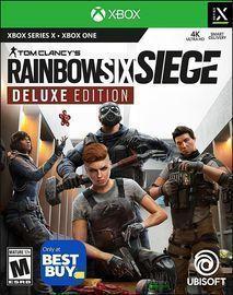 Tom Clancy's RainbowSix Siege Deluxe Edition (Xbox One)