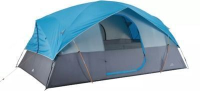 Quest Switchback 8 Person Cross Vent Dome Tent