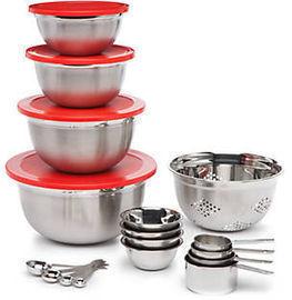Cooks Tools Stainless Steel 21pc Prep Set